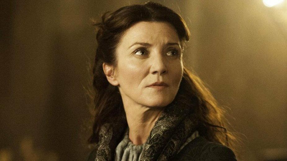 """Michelle Fairley jako Catelyn Stark w serialu """"Gra o tron"""""""