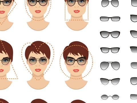 b8640a3acd711c Jak dobrać okulary do kształtu twarzy? Wystarczy kilka zasad, by podkreślić  proporcje - Kobieta