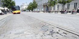 Wyremontują Krakowskie Przedmieście