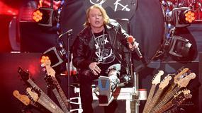 Axl Rose o współpracy z AC/DC i związanych z nią obawach
