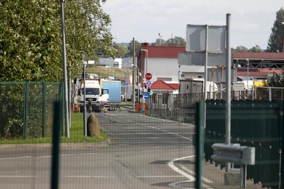 Belorusija danas nije dozvolila prolaz vozilima iz Litvanije