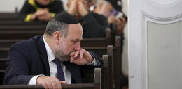 Modlitwa za ofiary z Pittsburgha w warszawskiej synagodze