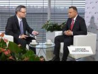 Prezydent Duda: Antoni Macierewicz próbuje uniemożliwić mi wykonywanie mojej funkcji