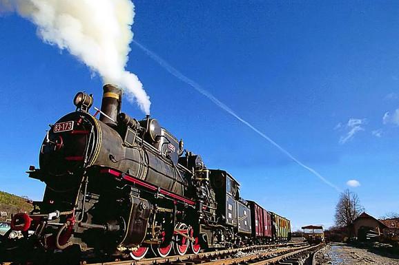 Muzejsko-turistički voz