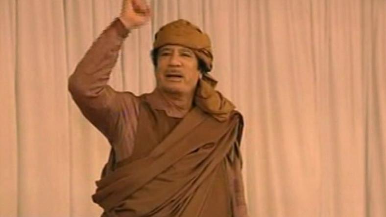 Brytyjscy komandosi zniszczą broń chemiczną Kadafiego
