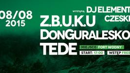Nysa Hip Hop Festiwal:  wystąpią Z.B.U.K.U., DonGuralEsko i Tede