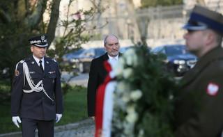 Macierewicz do dowódców: Jesteście następcami poległych pod Smoleńskiem