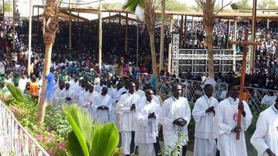 Le pèlerinage chrétien annulé