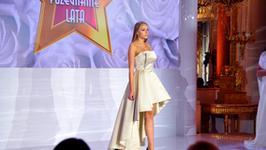 Suknia marki La Mania. Obejrzyj kreację i licytuj!