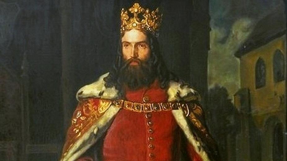 Portret Kazimierza Wielkiego (Leopold Löffler)