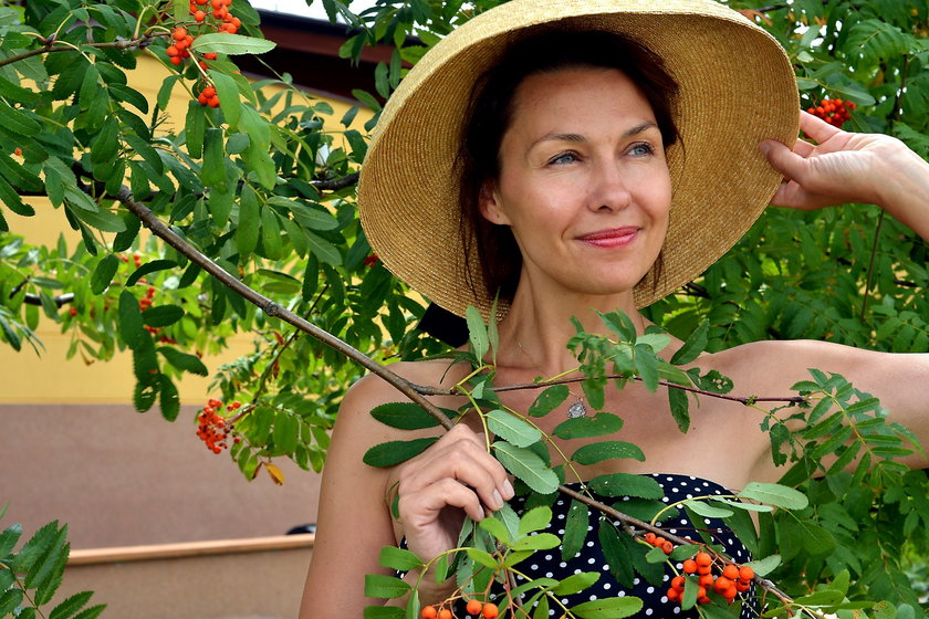 Anna Popek bez makijażu