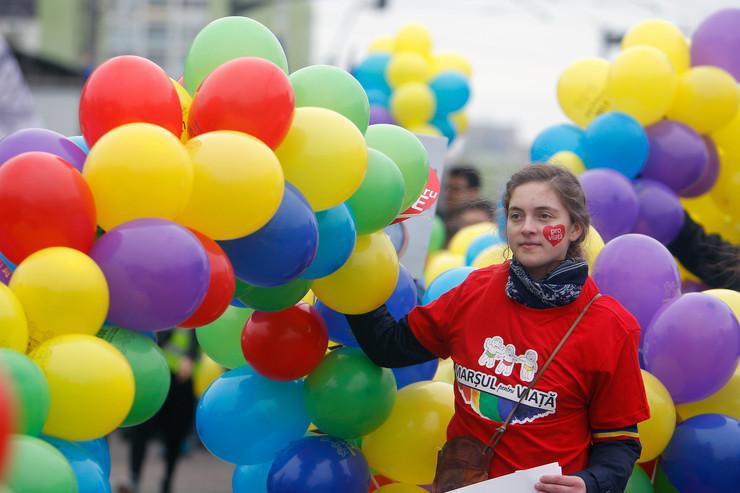Rumunija Mars za zivot epa Bogdan Cristel