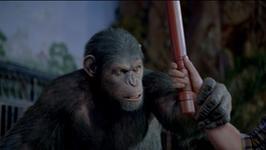 """""""Geneza planety małp"""" znów na szczycie amerykańskiego box office'u"""