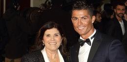 Prezent Ronaldo na urodziny matki. Ma gest