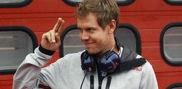 Vettel w Ferrari, a Kubica?