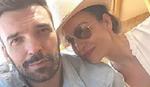 UŽIVAJU I NE MARE ZA POGLEDE DRUGIH Jelena Tomašević i Ivan Bosiljčić RAZMENJUJU NEŽNOSTI nasred plaže
