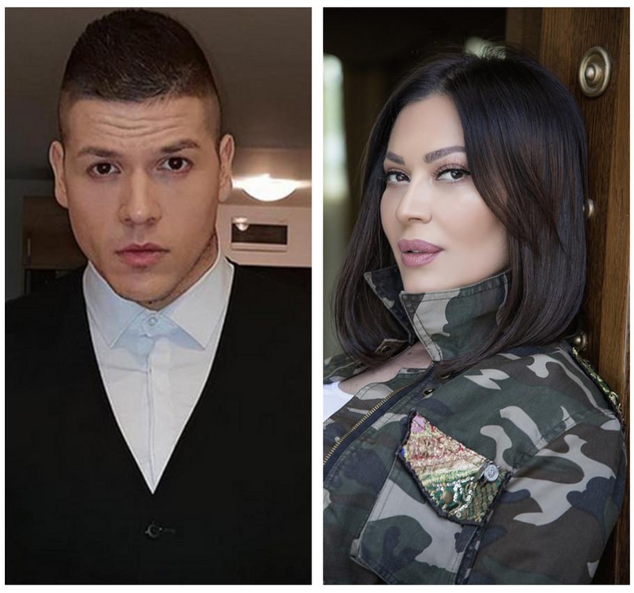 Sloba Radanović i Svetlana Ceca Ražnatović