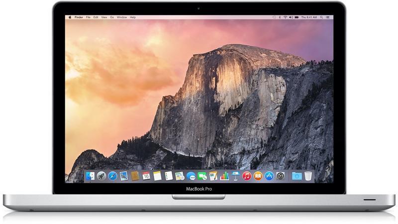 Nowy MacBook Pro z technologią biometryczną