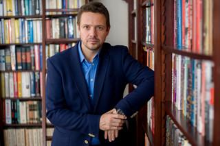 Trzaskowski o odbudowie Pałacu Saskiego: Jestem sceptyczny, jest więcej innych priorytetów