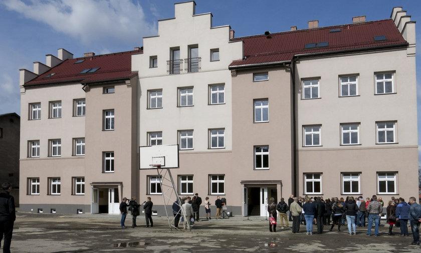Nowe mieszkania w Świętochłowicach.