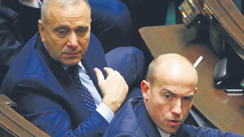 Politycy PO, m.in. Borys Budka, już w styczniu mówili o konieczności wyjścia ich partii poza wielkie miasta
