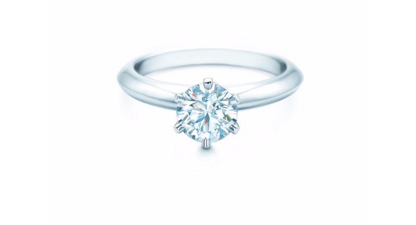 Pierścionek zaręczynowy Mariny