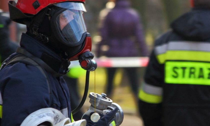 Tarnów. Strażacy pojechali gasić pożar. Pomylili miasta