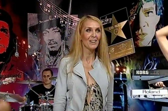 Eleonora Bardužija 2009. godine