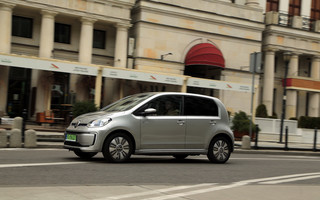 Test Volkswagena e-up!