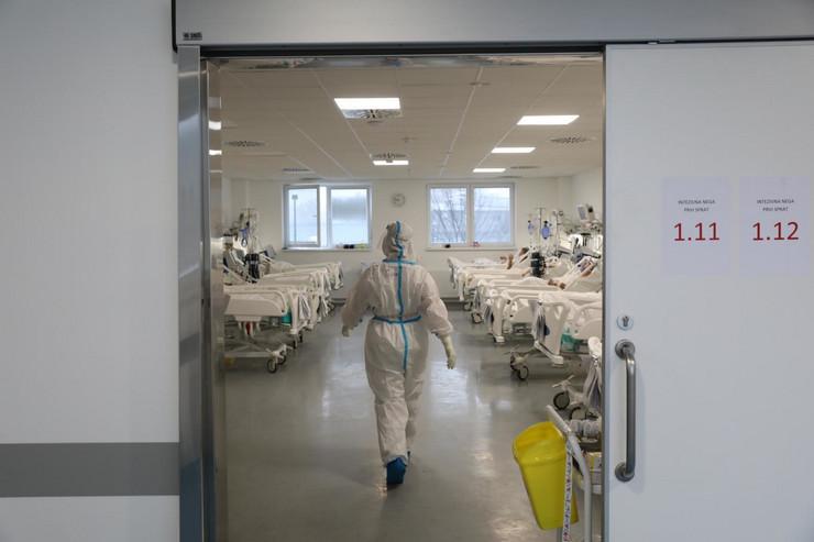 Korona bolnica u Batajnici