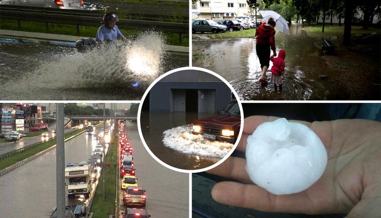 poplava kombo RAS foto Tanjug Rade Prelic, Biljana Radeka Separovic, opstina Knic, Vesna Lalic
