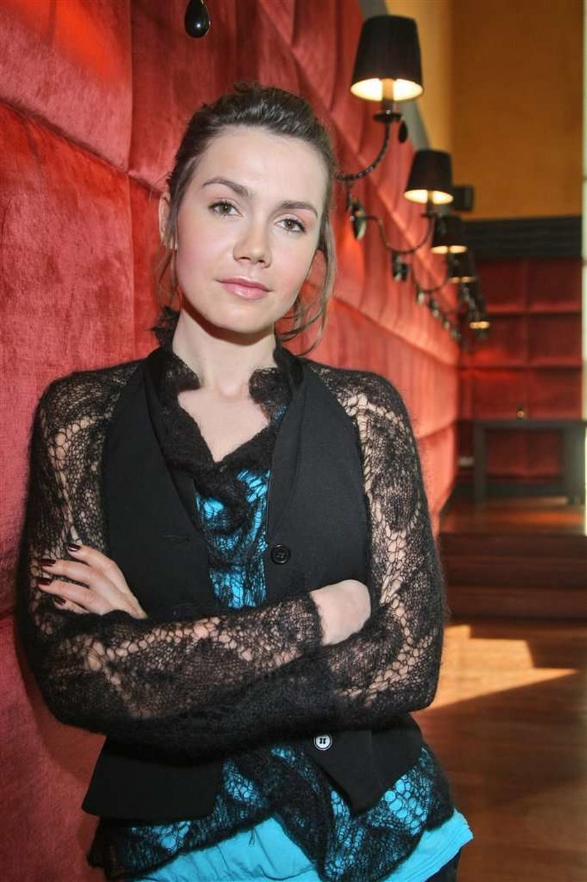 """W serialu o Mostowiakach pojawi się kolejna bohaterka. Do ekipy """"M jak miłość"""" dołącza Olga Bołądź"""