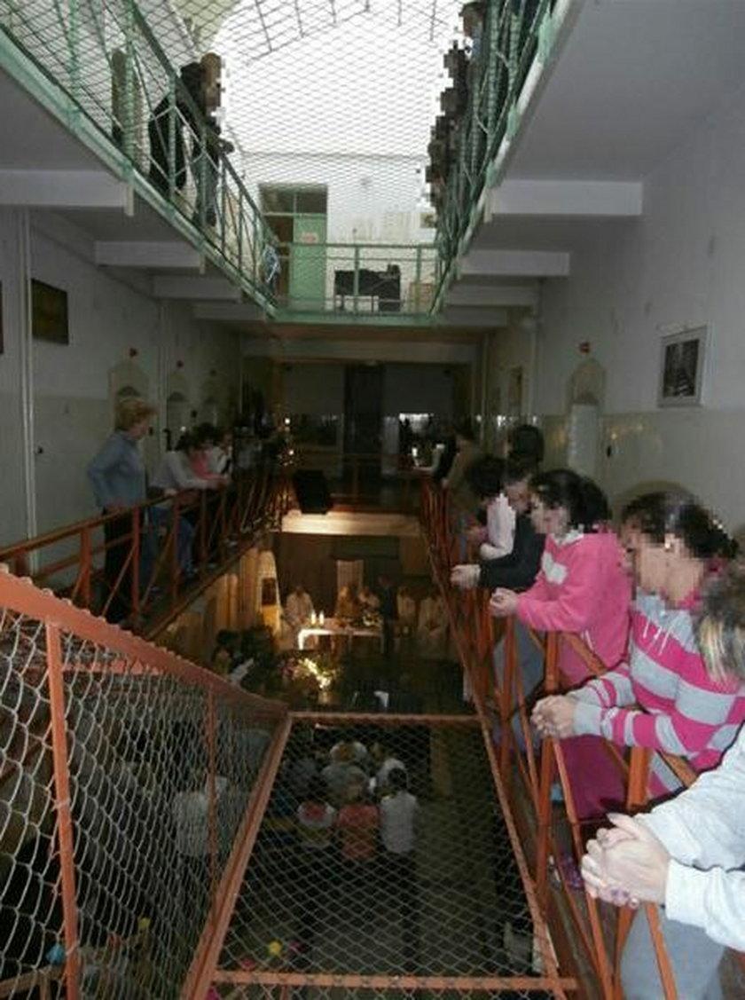 Więzienie od środka