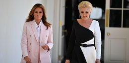 Modowe starcie Agaty Dudy i Melanii Trump. Która wypadła lepiej?
