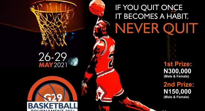 G29 basketball tournament
