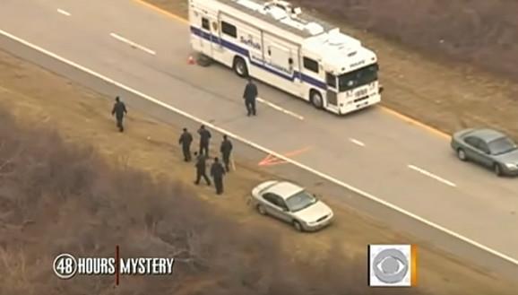 Potraga policije