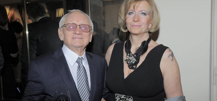 Rocznica śmierci Witolda Pyrkosza. Smutne wyznanie jego żony chwyta za serce