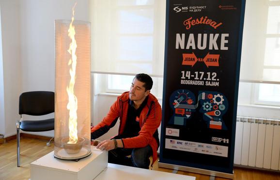 Festival nauke biće održan od 14. do 17. decembra na Beogradskom sajmu