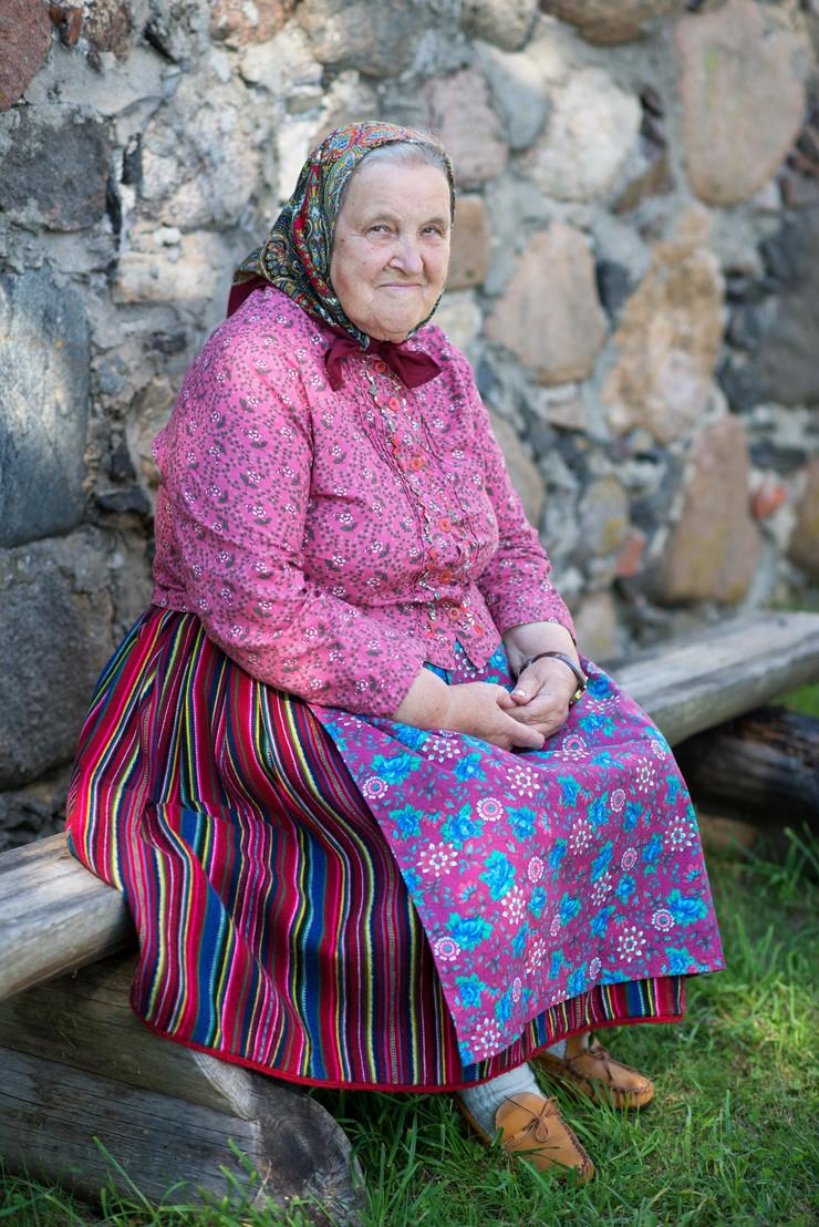 Matrijarhat, žene sa estonskih ostrva