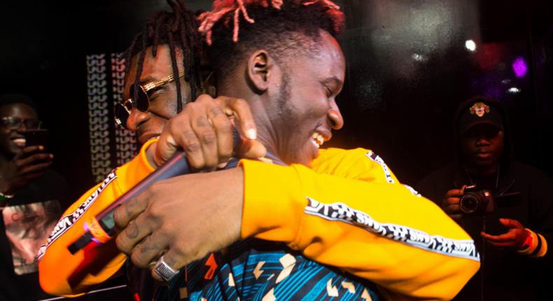 Burna Boy and Mr Eazi are representing Nigeria, Africa at Coachella 2019