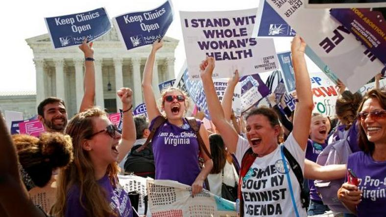Court decision shifts abortion battle to state bans