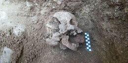 """Wykopali szczątki dziecka z kamieniem w ustach. """"Nigdy czegoś takiego nie widziałem"""""""