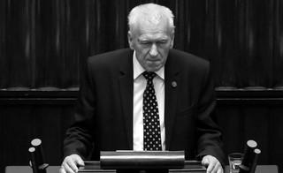 Nie żyje Kornel Morawiecki, legendarny lider Solidarności Walczącej