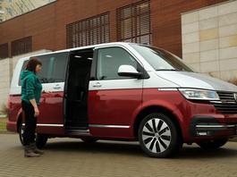 Volkswagen Multivan 6.1 2.0 TDI DSG 4Motion – van cyfrowej ery