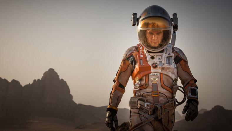 Amerykanie ratują Matta Damona z Marsa