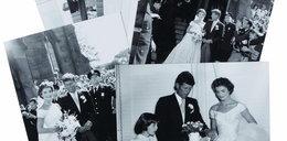 Sensacja! Tak wyglądał ślub Kennedy'ego GALERIA