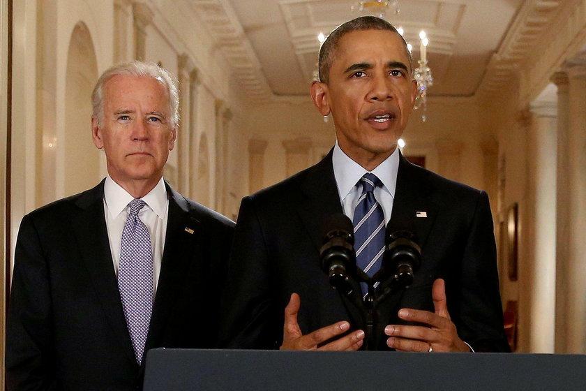 Joe Biden i Barack Obama