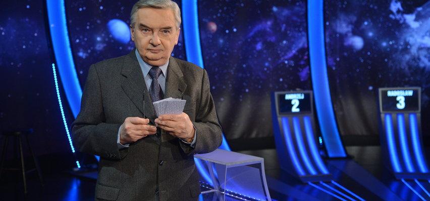 """Tadeusz Sznuk zdradził sekret programu """"Jeden z dziesięciu"""". Jakie prezenty dostają uczestnicy?"""