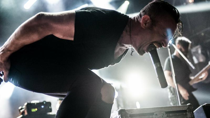 The Dillinger Escape Plan / OFF Festival 2015 Katowice