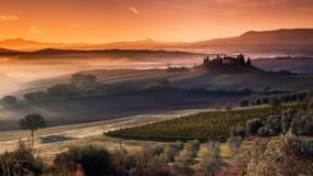 Toskania - prowincjonalna kraina starych zamków i winnic